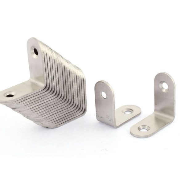 ABSS9030 Steel Right Angle Bracket 25mm