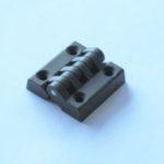 HIBU3939PLBK-1 Plastic Butt Hinge 39mm x 39mm