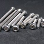 M3 Stainles Steel Hex Cap Head Bolts