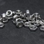 M3 Stainless Steel Nuts