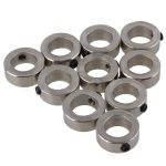 LS8.BUSH1.SS Stainless steel 8.05mm ID busing with grub screw