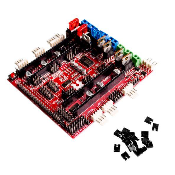 Arduino Due (32Bit) -> Ramps-FD Shield (V1 x) – mecha4makers