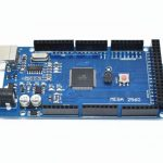 CIR.ARD.MEGA2560.O1 Arduino Mega 2560 Clone Blue with CH340 Serial to USB interface