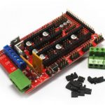 CIR.ARD.MEGA.SH.RA.O1 Ramps V1.4 3D Printer Shield for Arduino Mega 2560