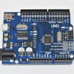 CIR.ARD.UNO.USBMIC.O1 Arduino Uno Clone Full Size Micro USB connector