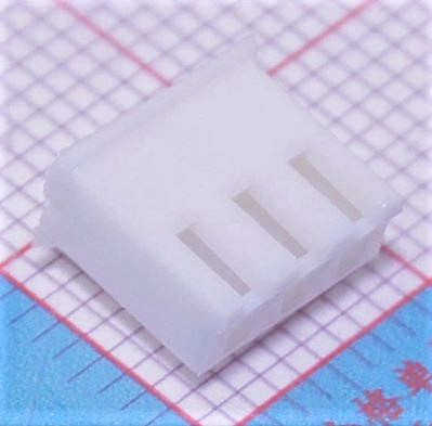 JST XH FEMALE Cable Plug Shell (XH3 / 3P)