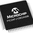 Microchip PIC24FJ128GA006-I.PT